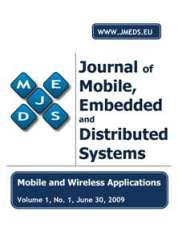 JMEDS, vol1, no 1, 2009, Mobile and Wireless Applications